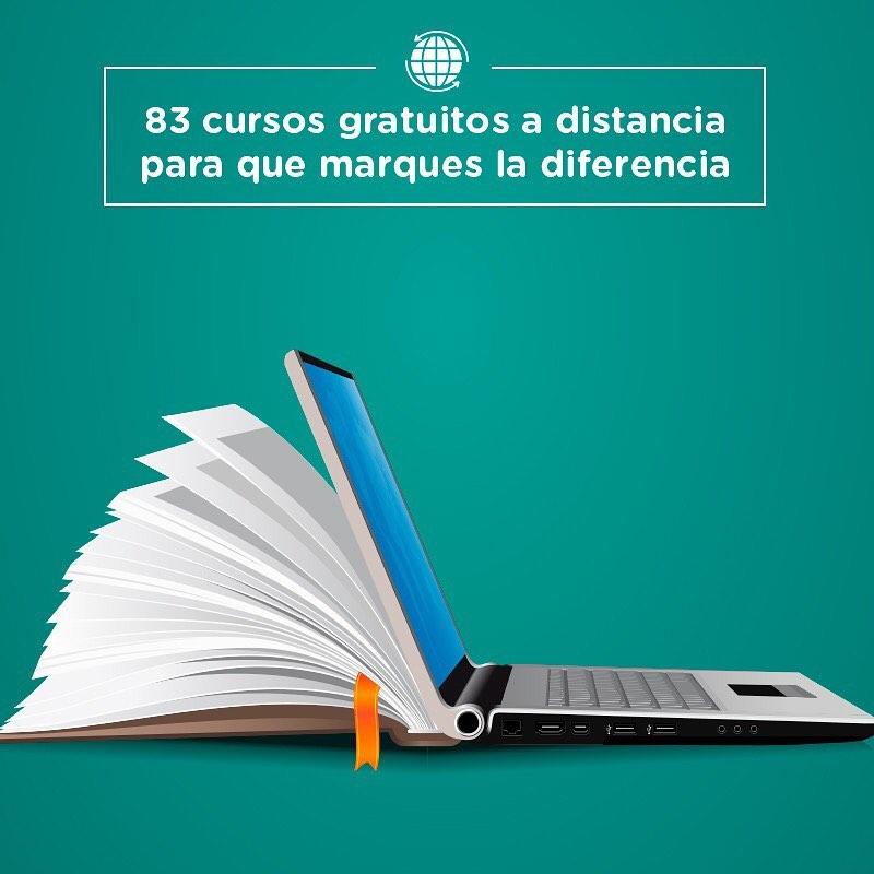 83 cursos a distancia de CAME