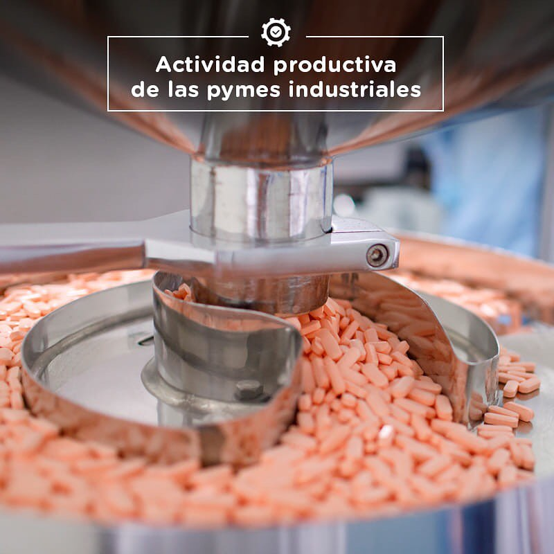 Producción de la industria pyme: resultados de enero 2020