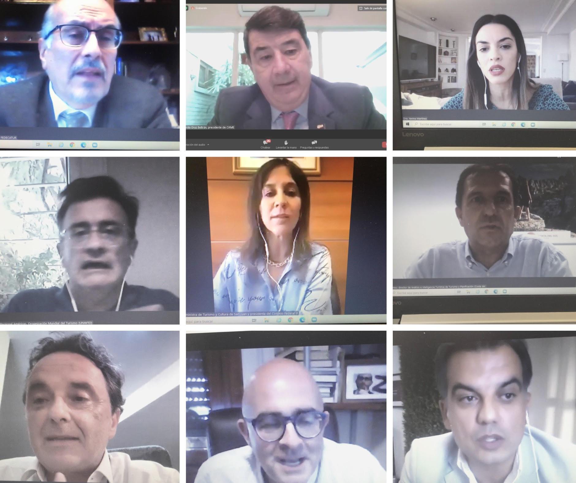EXITOSA APERTURA DEL XIX FORO INTERNACIONAL DE CIUDAD, COMERCIO Y TURISMO