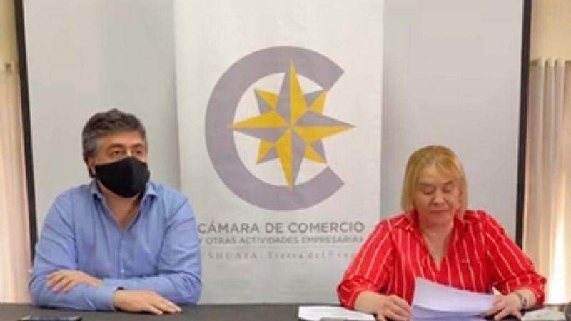 """Claudia Fernández: """"Los Comercios no van a cerrar por los casos positivos de COVID-19"""""""