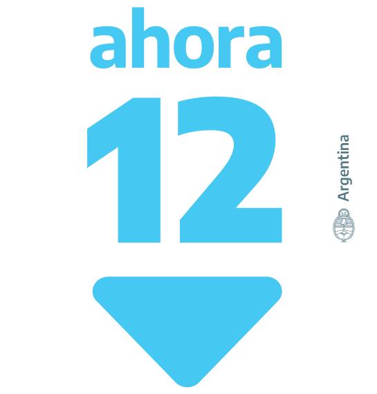 """Nuevo Logo del Programa """"Ahora 12"""""""